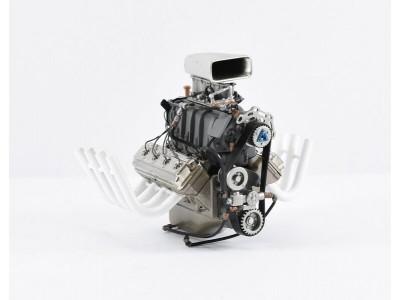 Acme 1:18 Engine - Winged Express Blown 392 Hemi Engine