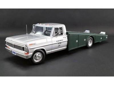Acme 1:18 Tow Truck Ford F-350 - Allan Moffat #33 Brut