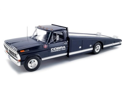 1:18 Scale 1970 Ford F-350 Tow Truck - Cobra
