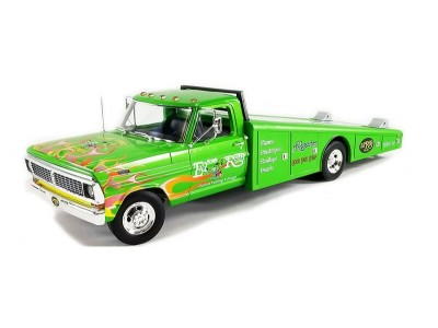 Acme 1:18 Tow Truck Ford F-350 - Rat Fink