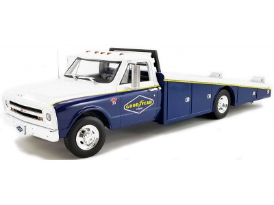Acme 1:18 Tow Truck Ford F-350 - Good Year