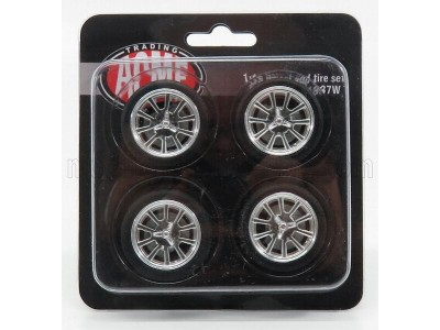 Acme 1:18 Wheels and Tyres - Shelby Mustang Street Fighter