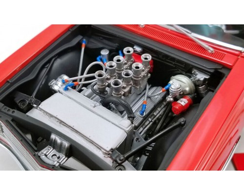 Acme 1:18 Engine - Injected 396 Big Block Chev Engine with Transmission