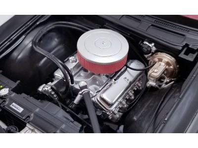Acme 1:18 Engine - 454 Big Block Engine with Transmission