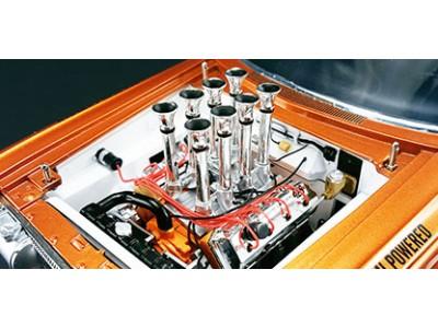 Acme 1:18 Injected 426 Hemi Engine & Transmission