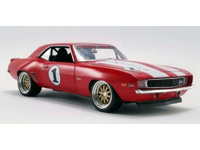GMP 1:18 Big Red 1969 Chevrolet Camaro