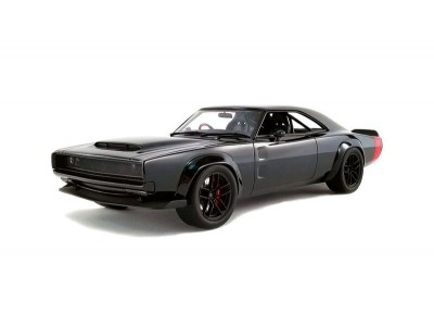1:18 Scale 1968 Dodge Supercharger Concept