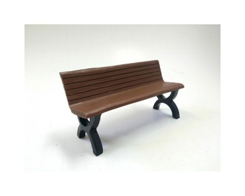 American Diorama 1:18 Park Bench - Qty 2