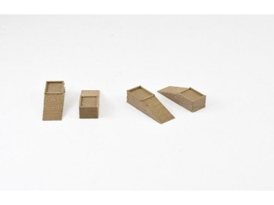 1:18 Scale Car Ramps - Set or 4
