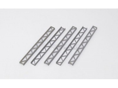 1:50 Scale Construction Girders - Grey