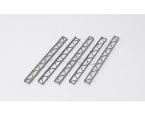 Aussie 3D 1:50 Construction Girders - Grey - Qty 5