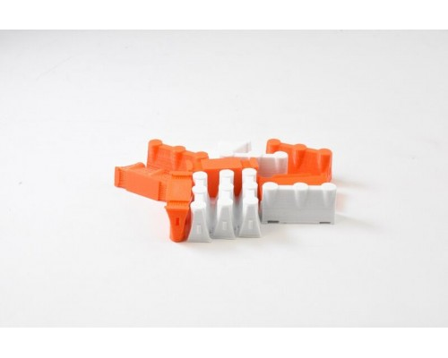 Aussie 3D 1:87 Road Safety Barriers - Qty 12