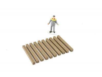 Aussie 3D 1:50 Wooden Trailer Load Support - Qty 10