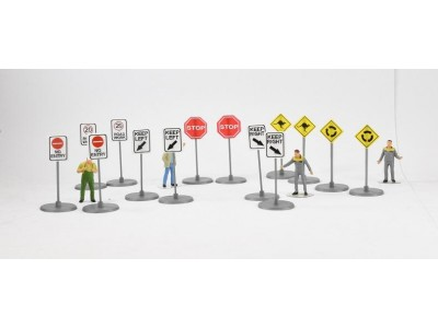 Aussie 3D 1:50 Australian Road Warning Signs