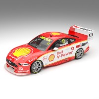 Authentic Collectables 1:18 Ford Mustang GT - Scott McLaughlin 2019 Season
