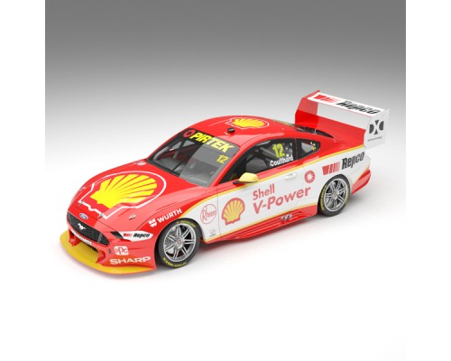 Authentic Collectables 1:18 Ford Mustang GT - Fabian Coulthard 2019 Season