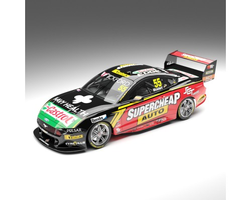 1:18 Scale Ford GT Mustang - Chaz Mostert 2019 Season