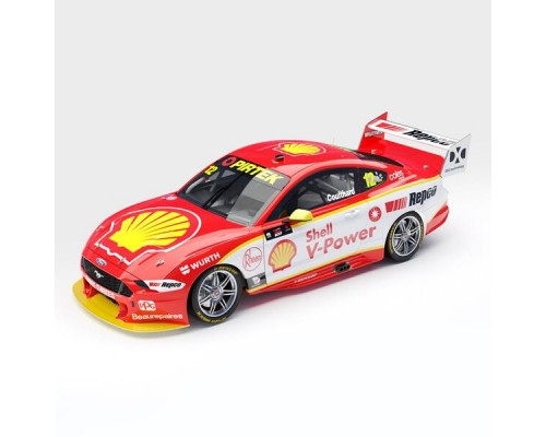 Authentic Collectables 1:18 Ford Mustang GT - Fabian Coulthard 2020 Season