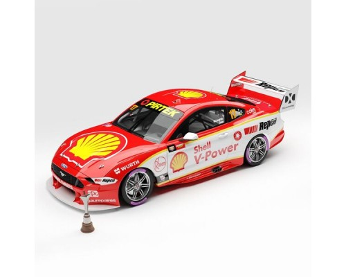 Authentic Collectables 1:18 Ford Mustang GT 2020 Season Championship Winner