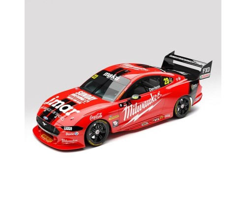 Authentic Collectables 1:18 Ford Mustang GT - Will Davison 2020 Season