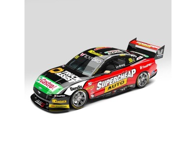 Authentic Collectables 1:18 Ford Mustang GT - Jack Le Brocq 2020 Season