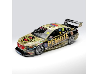 1:18 Scale Holden ZB Commodore - 2019 Townsville 400 - #99 Anton Pasquale