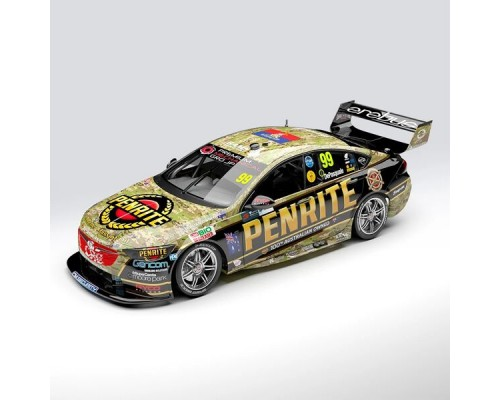 Authentic Collectables 1:18 Holden ZB Commodore - 2019 Townsville 400 #19 Anton Pasquale
