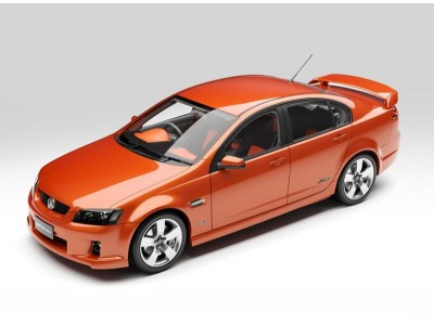 Authentic Collectables - 1:18 Holden VE SS V Commodore - Ignition Metallic