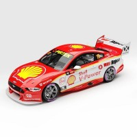 Authentic Collectables 1:43 Ford Mustang GT 2020 Season Championship Winner