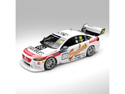 1:18 Scale Holden ZB Commodore - 2018 Sandown DePasquale