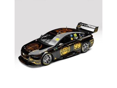 Authentic Collectables 1:18 Holden ZB - 2019 Sandown 500 - DePasquale/Brown