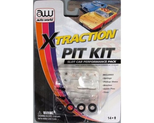 X-Traction Slot Car Pit Kit