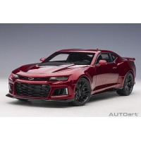 1:18 Scale Chevrolet Camaro ZL1 - Garnet Red