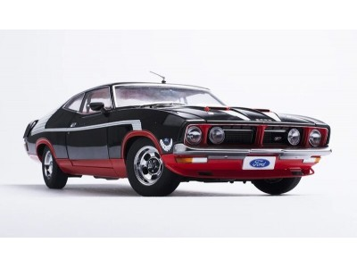 1:18 Scale Ford XB Falcon Hardtop - McLeod Ford Horn Car