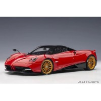 Autoart 1:18 Pagani Huayra Roadster - Rosso / Monza Red
