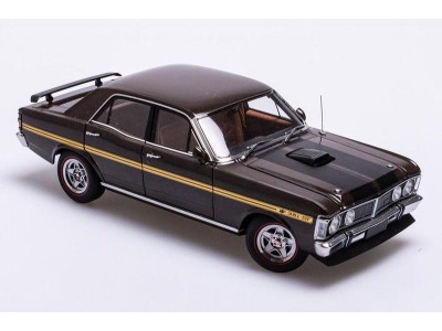 1:18 Scale Ford XY Falcon Phase III GTHO - Royal Umber