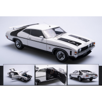 Autoart 1:18 Ford XA Falcon GT Hardtop McLeod Horn Car - Ultra White