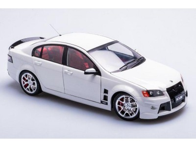 1:18 Scale Holden HSV W427 Sedan - Heron White