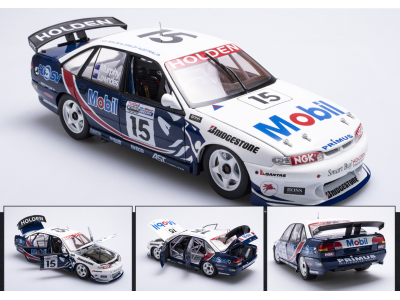 Biante 1:18 Holden VS Commodore - 1997 Sandown 500 Winner - Lowndes/Murphy