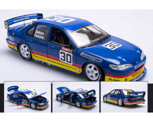 Biante 1:18 Ford EF Falcon - 1995 Bathurst 1000 - Seton and Parsons