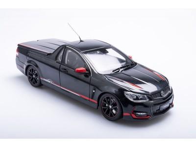 1:18 Scale Holden VF Commodore - Magnum ute - Black