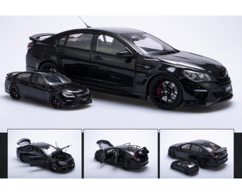 Biante 1:18 Holden VF HSV Commodore GEN-F2 GTSR W1 Sedan - Phantom