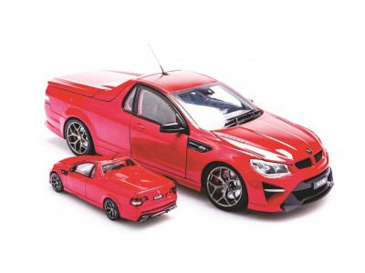 Biante 1:43 Holden HSV GTSR Maloo Sting Red