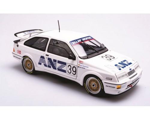 Biante 1:18 Ford Sierra RS500 1989 Inter-Tec 500 Winners - Moffat and Niedzwiedz