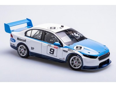 Biante 1:18 Ford FGX Falcon Supercar - 1973 Bathurst Winner Retro Livery