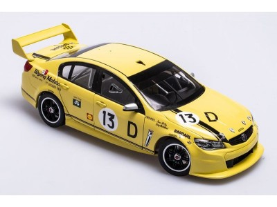 1:18 Scale Holden VF Commodore - 1968 Bathurst Winner Retro Livery