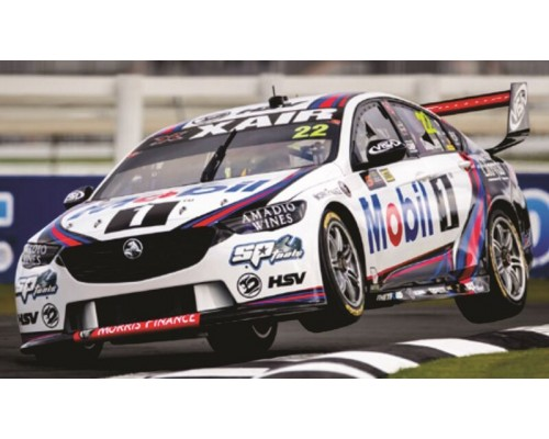Biante 1:43 Holden ZB Commodore - 2019 James Courtney Pukekohe