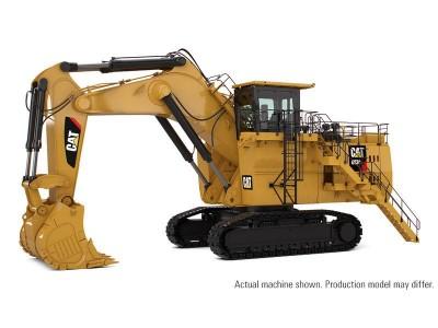 1:48 Scale Caterpillar 6030 Hydraulic Mining Excavator
