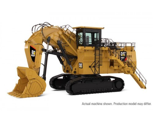 CCM Models 1:48 Caterpillar 6030FS Mining Front Shovel