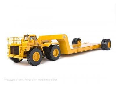 1:48 Scale Caterpillar 776 + MET-185 Mining Trailer